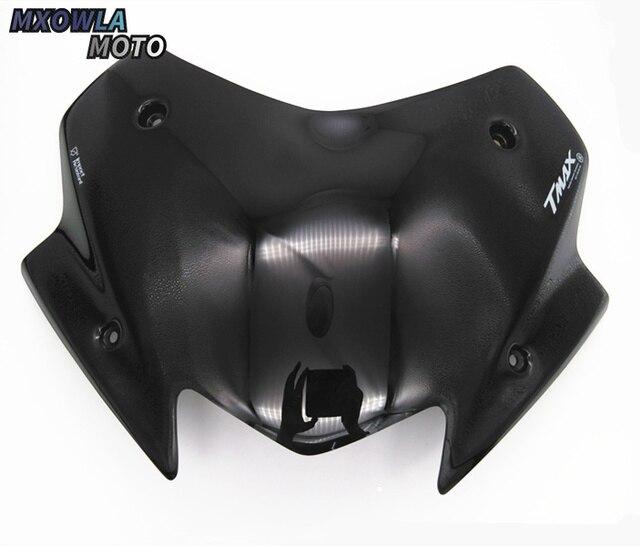 $ 33.01 Motorbike Windshield Wind Deflector Windscreens For YAMAHA T-MAX 530 TMAX530 DX SX 2017 2018 2019 Black Smoke tmax
