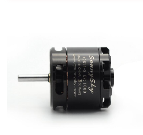 1pc SunnySky X2814 900KV 1000KV <font><b>1450KV</b></font> Outrunner External Rotor Brushless Motor for RC Aircraft Quadrocopter Helicopter image