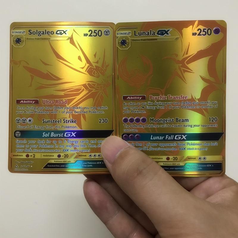 300Pcs/set No Repeat Shining Trading Card Game Battle Carte English 120 200 Pcs Pokemon Cards MEGA GX Toys Cartoon Album Book