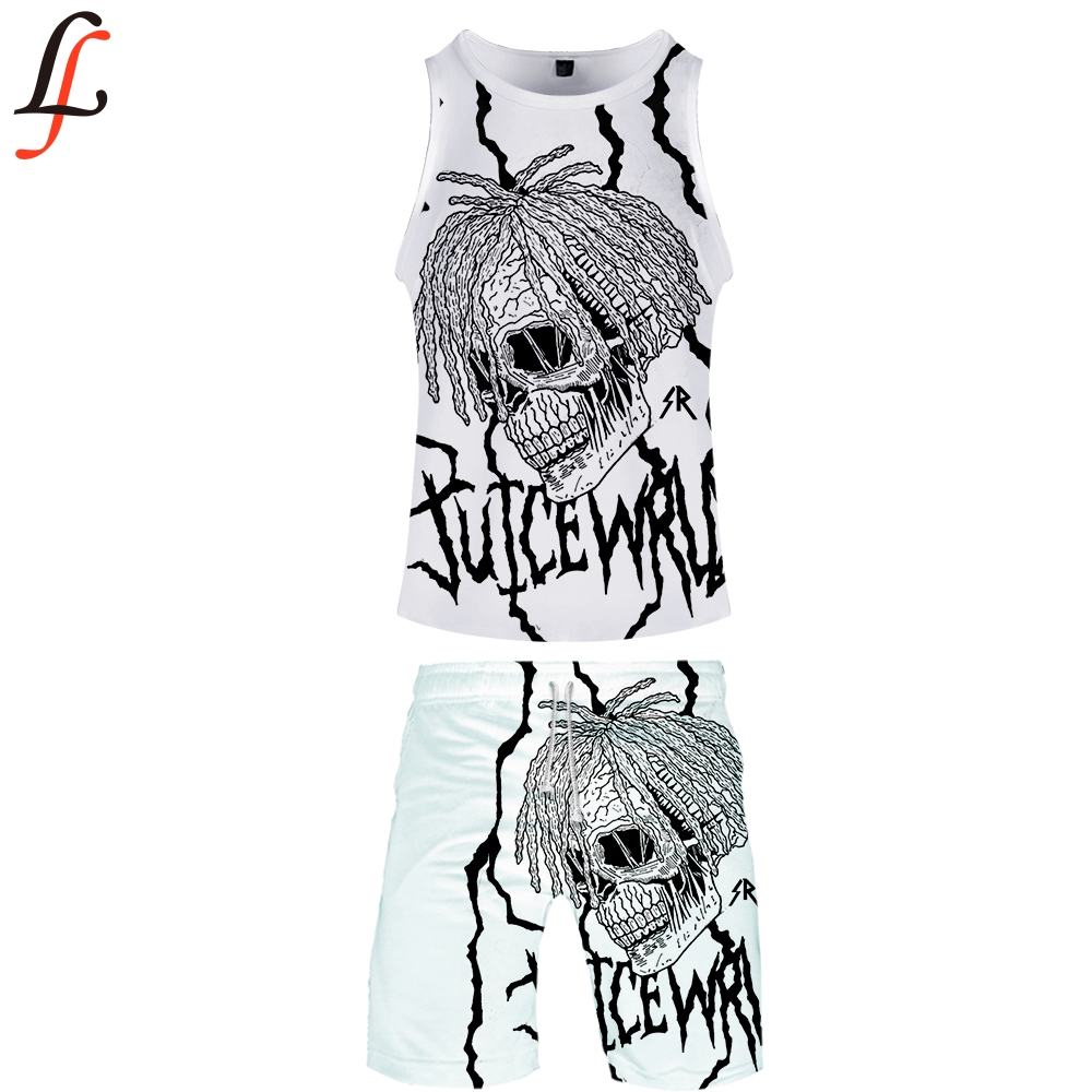 aportt Shift Dress Sleeveless Tank Dresses Drawing Skeleton Printed Beach Suit for Women