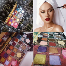 Urban Della Game Thrones Eyeshadow Palette 20 Colors Makeup Pallete Shimmer Matte Glitter Pigment Waterproof EyeShadow Pallete single eyeshadow pallete empty magnet palette shimmer matte glitter eyeshadow palette pigment smoky balm makeup palette cosmetic