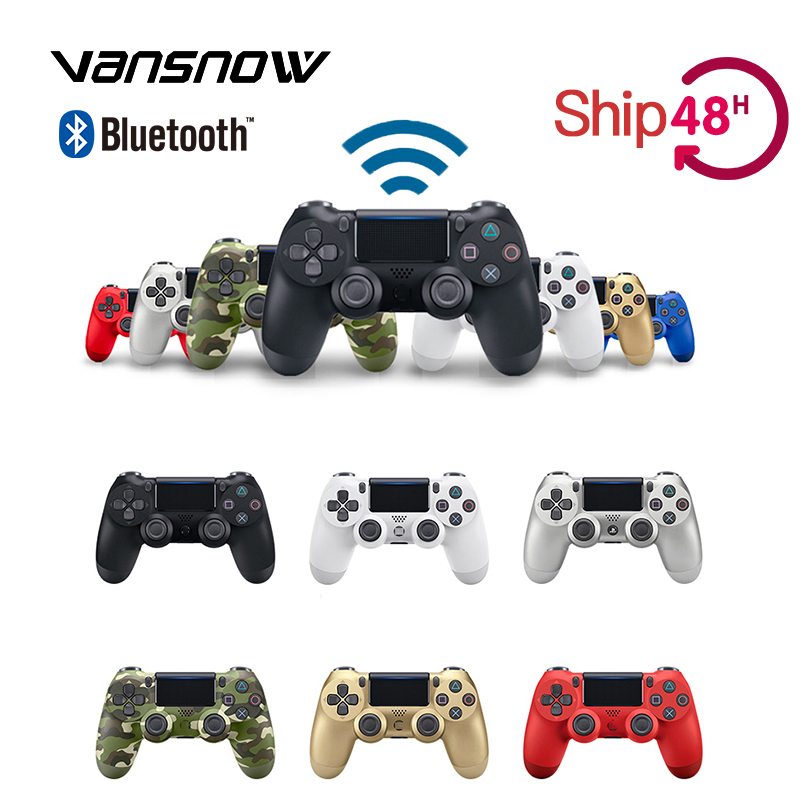 Wireless Gamepad for Playstation 4 3 Bluetooth Remote for PS4 Controller Games Joystick for Dualshock 4 for Manette PS4 PS3