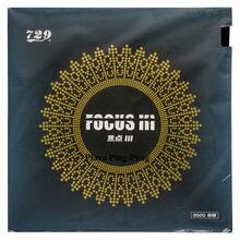 729 focus iii focus3 foco 3 foco-3 snipe pips-no tênis de mesa pingpong borracha com esponja 2.1mm