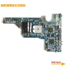 Newrecord DA0R23MB6D1 649950-001 Laptop Moederbord Voor Hp Pavilion G4 G6 G7 Hd 6470 DDR3 G7-1000 R23 Socket FS1 Mb Main Board
