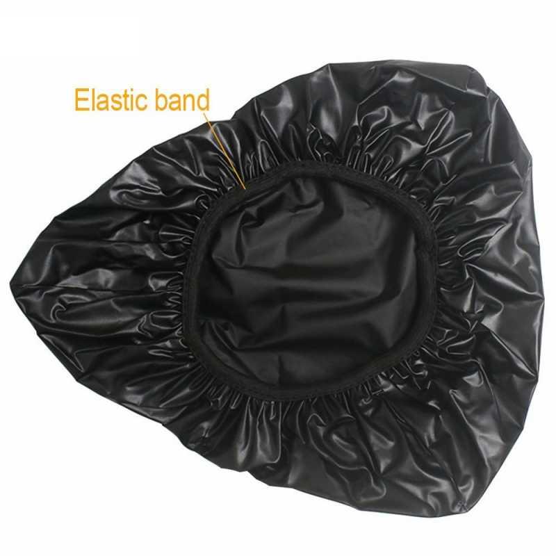 مكبر صوت لاسلكي بالبلوتوث غطاء السرج مقاوم للمياه للماء PVC وسادة مقعد وسادة حماية ركوب دراجة