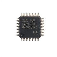 2 10 Chiếc TMS320F28021PTT QFP 48 TMS320F28021 QFP48 Vi Điều Khiển Chip Thương Hiệu Mới Ban Đầu