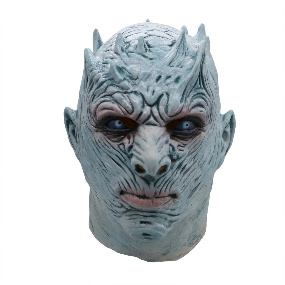 Game Of Thrones Night/'s King Mask Cosplay Headgear Party Props Halloween Helmet