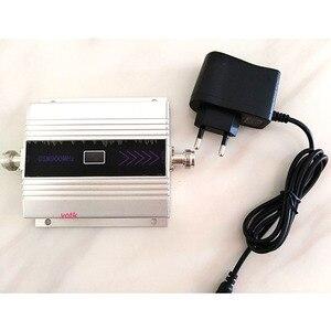 Image 2 - VOTK GSM sinyal tekrarlayıcı! Cep telefonu GSM sinyal güçlendirici yüksek kazanç 900mhz 2G sinyal güçlendirici anten ile tam set