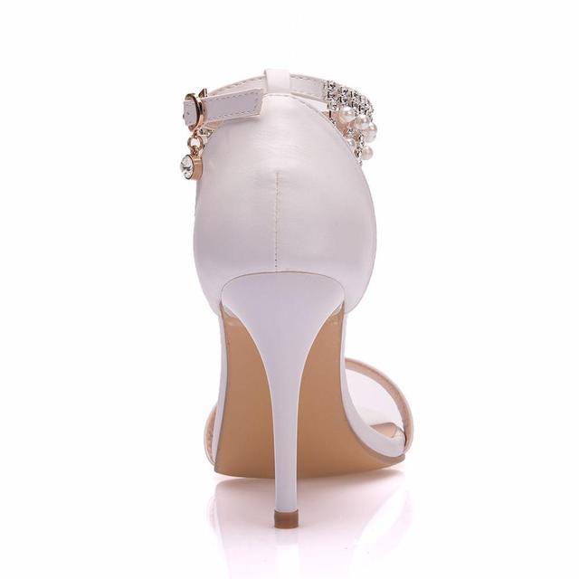 Glam Crystal High Heel/ Women Stylish Sandals 3