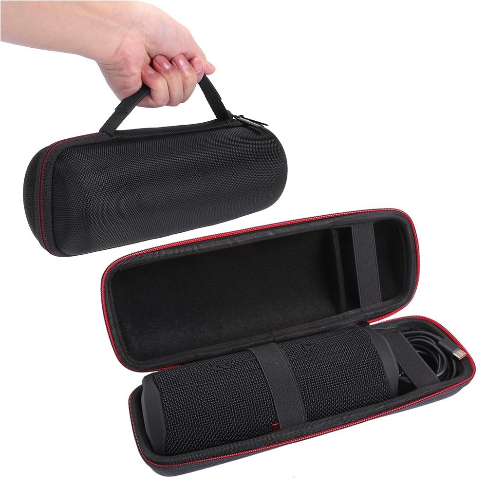 2019 nuevo bolso portátil de viaje para JBL Flip 5 Altavoz Bluetooth caja de sonido y accesorios caja de almacenamiento para JBL Flip5 caso|Accesorios de altavoces|   - AliExpress