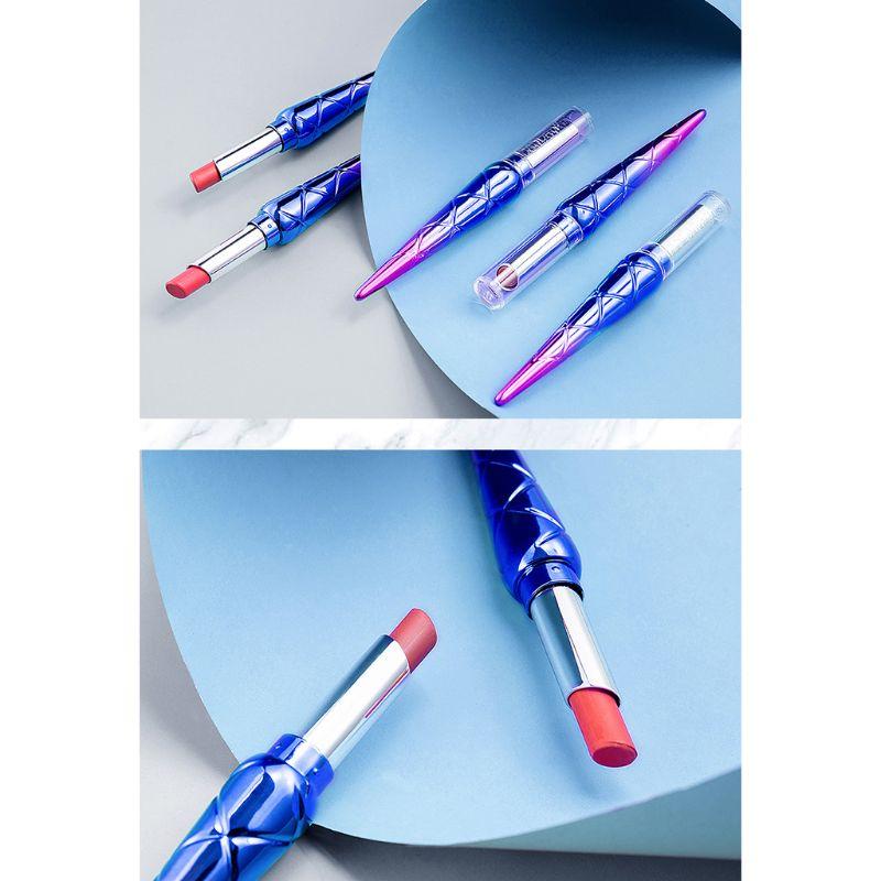Di modo Impermeabile di Lunga Durata Rossetto Opaco Lip Gloss Trucco Cosmetici - 6