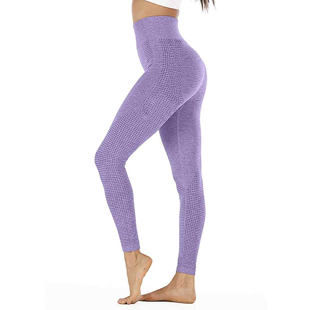 2020 hohe Taille Nahtlose Leggings Push-Up Leggins Sport Frauen Fitness Läuft Yoga Hosen Energie Nahtlose Leggings Gym leggins f3