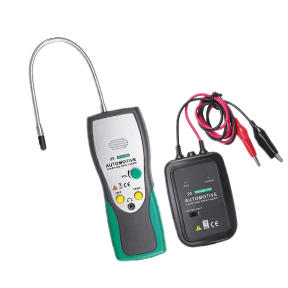 Universal-Automotive Kabel Draht Tracker Short Open Finder Digitale Reparatur Circuit Tester Detektor Tracer 6-42 V DC