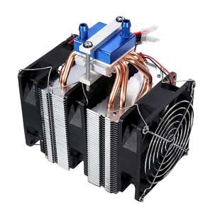 NEW 12V 120W Thermoelectric Cooler Semiconductor Refrigeration Water Chiller Cooling System Device Fish Tank Refrigerator