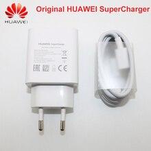 מקורי Huawei Mate לדחוס 9 10 20 P10 בתוספת P20 פרו כבוד 20 V20 מהיר סופר מטען 4.5V5A סוג C USB 3.0 סוג C כבל