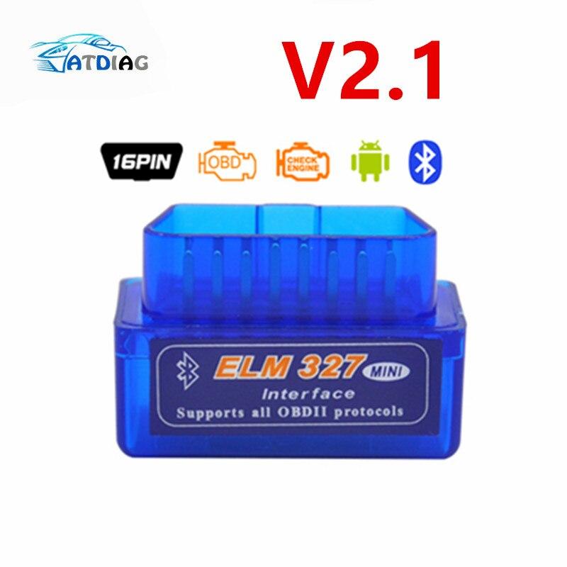 mini elm327 v2.1