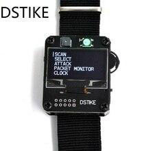 цена на DSTIKE WiFi Deauther Watch| Smart Watch | Arduino | NodeMCU | ESP8266 Programmable Development Board