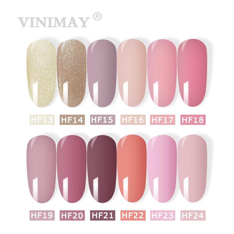 Image 3 - VINIMAY France Gel Nail Polish vernis semi permanant UV Soak Off Gelpolish Nail Art Gel Polish Primer Manicure Nails Gel Lacque-in Nail Gel from Beauty & Health