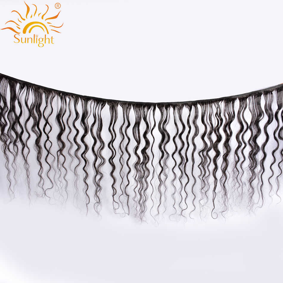 """Индийские волнистые Пряди человеческих волос для наращивания 8 """"-28"""" натуральный черный 1/3/4 шт. Non-Волосы remy плетение пучки Солнечный свет человеческих волос уток"""