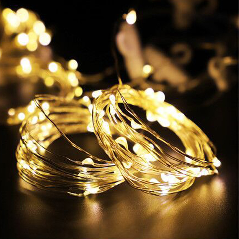 LED Night Light USB Powered LED Fairy Lights Garland Home Decor Bedroom LED Lamp Office LED Night Lamp Novel Light Gift For Kids