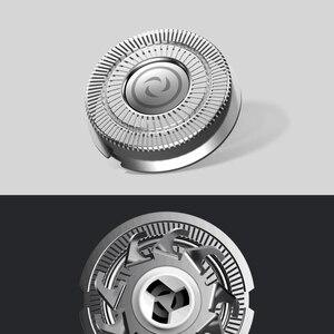 Image 5 - SOOCAS SO WHITE ES3 Electric Shaver Razor Shaving Machine LED Digital Display Rechargeable 3D Trimmer Beard For Men
