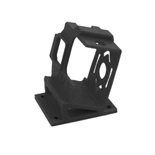 3D Printed TPU Cam Mount Holder Seat Protection Border Fixing Bracket for Gopro Hero 7 6 5 FPV Camera Drone DIY RC Cinewhoop f09990 tarot t 2d 2 axle brushless gimbal camera ptz mount fpv rack tl68a08 for gopro hero3 diy fpv rc multicopter drone