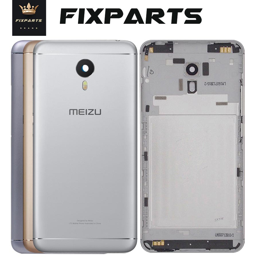 Housing MEIZU Note 3 L681h Back Battery Cover Case Battery Meilan L681 M681 Rear Door Replacement MEIZU M3 Note M681Q Housing