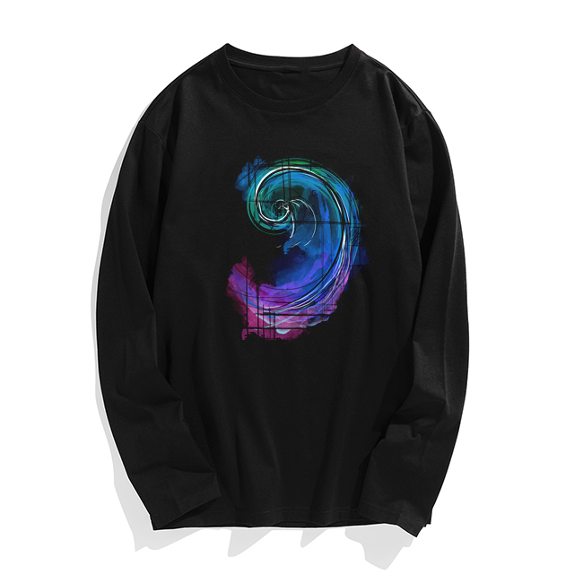 Fibonacci 2019 <font><b>T</b></font> <font><b>Shirt</b></font> Men Cotton Black Hip Hop <font><b>Blank</b></font> <font><b>T</b></font>-<font><b>Shirt</b></font> For Mens Fashion Tshirt Pink <font><b>White</b></font> Wine Green Purple image