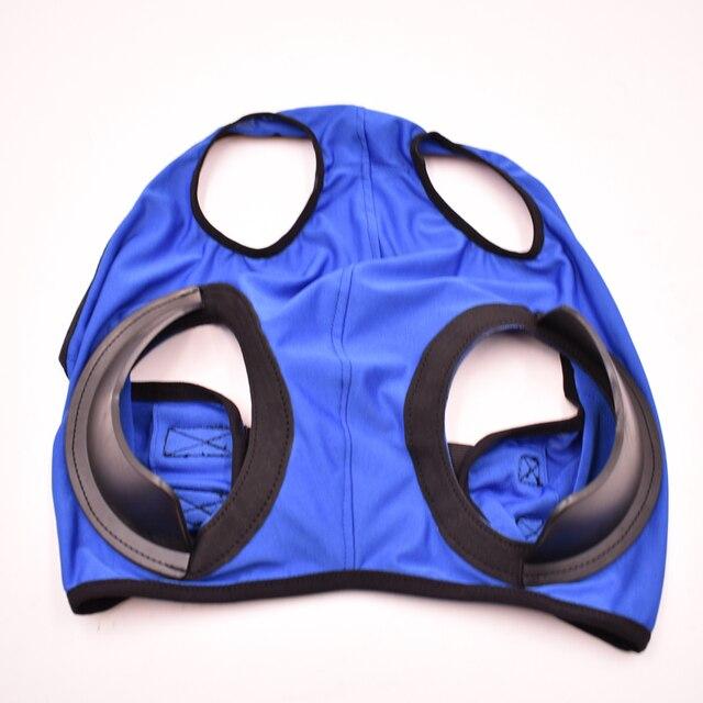 Wind Resistant Equestrian Eye Mask  5