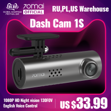 70mai Car Camera Recorder Dash-Cam Voice-Control Wifi Night-Vision English 1080P DVR