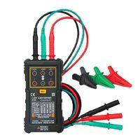 MS5900 120V 400VAC Drei Phase Rotation Indicator Meter Phase Sequenz Tester M17E-in Leistungsschalter-Finder aus Werkzeug bei