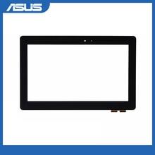 Asus t100/t100taf preto digitador da tela de toque sensor lente vidro para asus transformador livro t100 t100t/t100taf painel toque