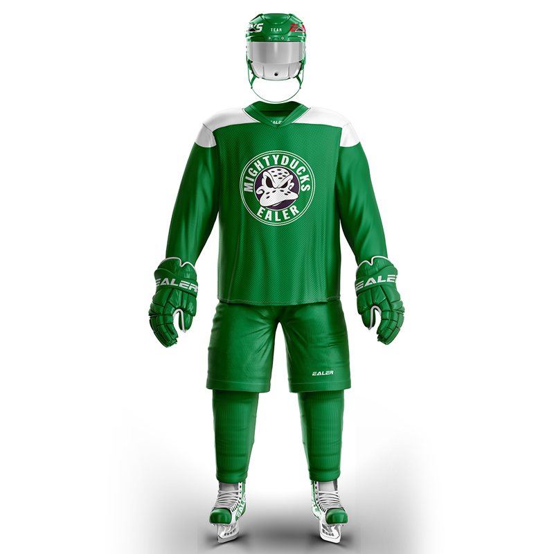 JETS Free Shipping high quality Vintage ducks Ice Hockey Training Jerseys Sport Cheap H6100 in stock