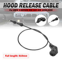Engine Hood Release Cable/Bowden Cable For BMW 3er E46 320 325 1998-2005 51238208442