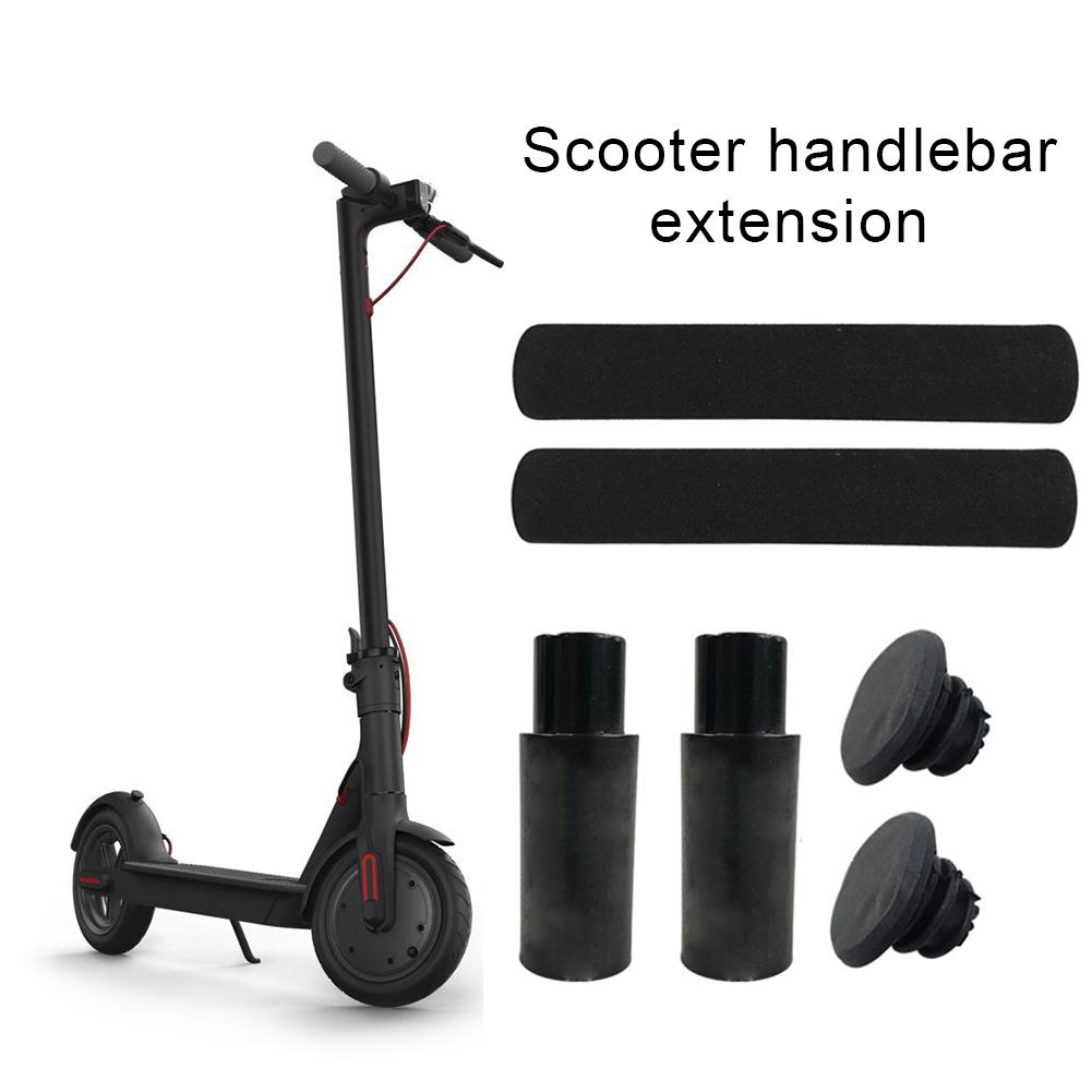 Handlebar Extender Handle Grip Anti-slip Lengthened Handlebar Cover For Xiaomi Scooter M365