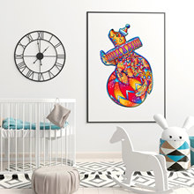Forma original quebra-cabeça de madeira quebra-cabeça colorido leão marinho animal quebra-cabeça para crianças adultos educacional brinquedos interativos 3d puzzle presente
