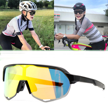 Polarized Outdoor Sports Bicycle Sunglasses Gafas ciclismo C