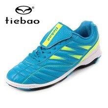 Футбол Tiebao обувь chuteira futebol бутсы футбольные кроссовки мужские футбольные бутсы уличная спортивная futbol обувь для родителей и детей