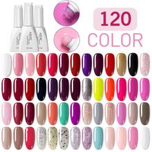 Azure 60 Colors Hot Green Series Gel Polish Soak Off Nail DIY Style Lacquer