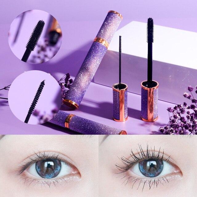 Juego de maquillaje romántico, conjunto de maquillaje, sombra de ojos, rímel, lápiz labial, terciopelo mate, rizado grueso, resistente al agua, maquillaje Nude duradero 3