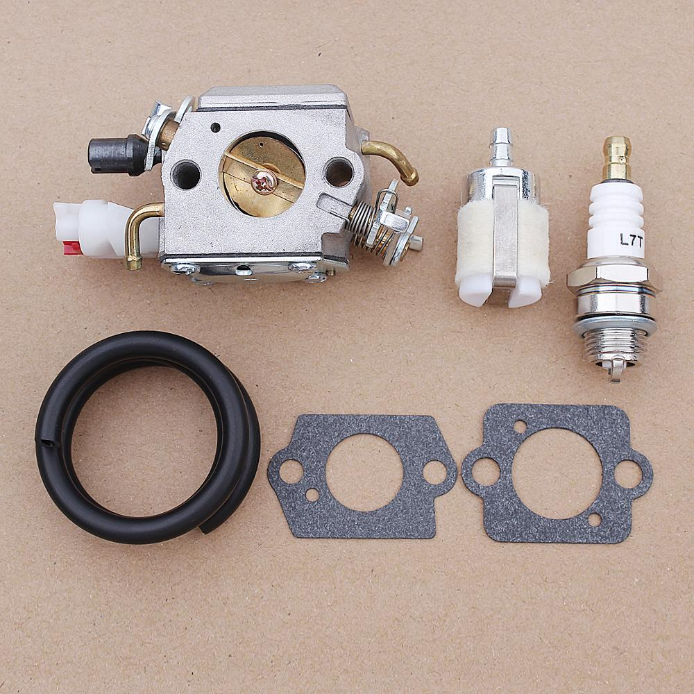 Carburetor For Husqvarna 340 345 346 350 353 Replace Zama C3-EL18B Chainsaw Spare Part 503283208