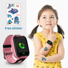 купить Timethinker S4 Kids Smart Watch Child AGPS Smartwatch with Camera SIM Card SOS LBS Location Relojes Russian Watch pk Q50 Q90 онлайн