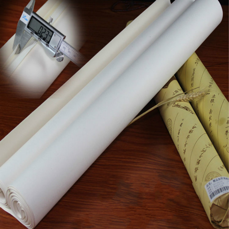 10 Sheets/lot Chinese Rice Paper Multilayer Xuan Paper For Calligraphy Painting Hand Made 2/3 Layers Xuan Papers