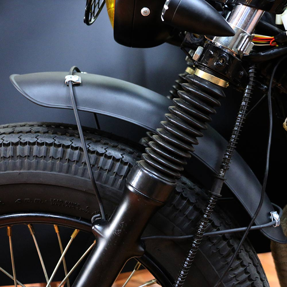 Motorcycle Fender Mudguard Universal Cover Protector For Harley Honda Yamaha Suzuki Cafe Racer Wheel Extension Fender Universal