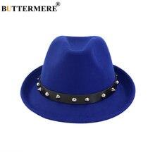 Buttermere для мужчин женщин Мода синий широкий плоский Брим