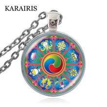 Модное ожерелье karairis в виде тайных тибетских буддистских
