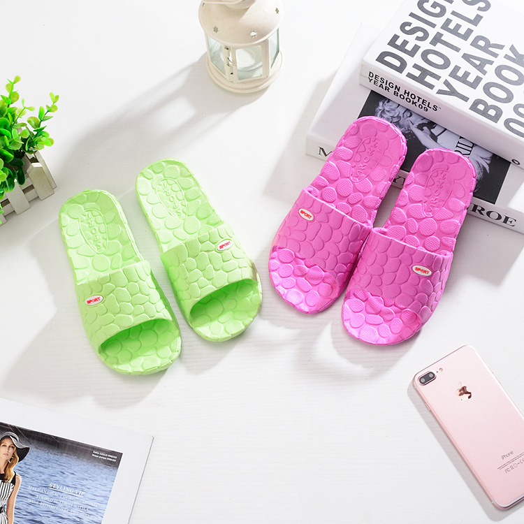 Shoes Woman Summer Flower Clip Toe Sandals Womens Shoes Wedge Slippers Y6Y085C4