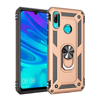 Armor Ring Stand Holder Bumper phone Case For Huawei Honor 10 Y9 P Smart Z Nova 4 5 5i Mate 20 30 X Pro Prime Lite 2019 Cover image
