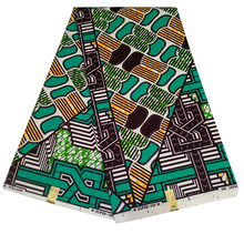 2020 Hot Selling 100% Polyester Ankara Fabric Clothing Wax African Dutch for Wedding Dress Y624