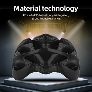 Image 2 - Велосипедный шлем, Сверхлегкий, велосипедный шлем, дышащий, MTB, для горной дороги, для велоспорта, для улицы, для спорта, для велосипеда, шлем, 201g